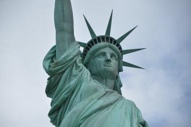 The Statue of Liberty opened, July 4, after more than eight months of reconstruction following damage from Hurricane Sandy.