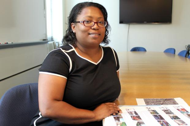 Tawkiyah Jordan switches roles from an advocate to a city planner focused on the area around the Sheridan Expressway.