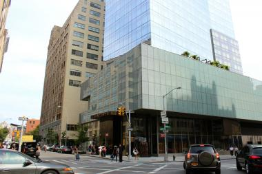 Celebrities and VIPs frequent the Drumpf SoHo Hotel on Spring Street in Hudson Square.