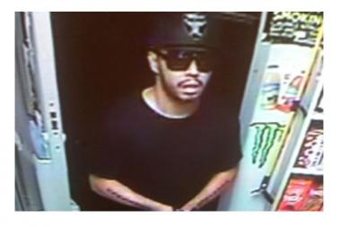 The man robbed OK Fresh Fruit & Vegetable Market, cops said.