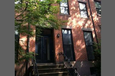 The Cobble Hill home at 289 Clinton St.