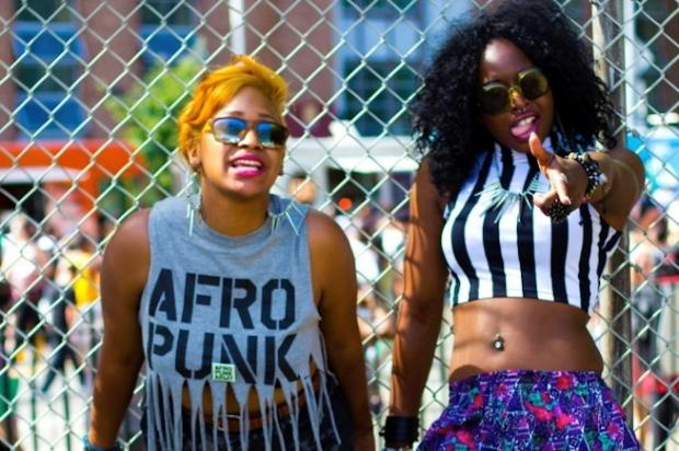 Afropunk Fest takes place August 24 and 25 in Commodore Barry Park in Fort Greene.