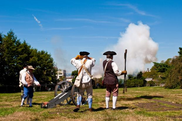 Foodies can sample Revolutionary War cuisine at events marking the anniversary of the Battle of Brooklyn.