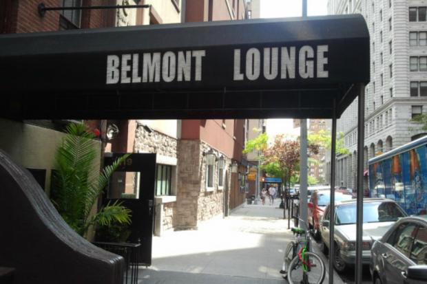 Belmont Lounge was recently closed by the Department of Health for vermin and dirty conditions.