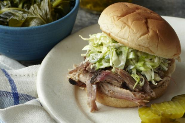 Brother Jimmy's BBQ will be serving up thousands of free barbecue sanwiches on Aug. 20.