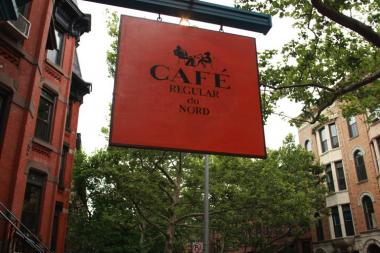Cafe Regular in Park Slope will start selling books by local authors this fall.