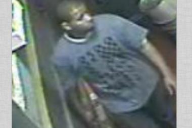 Police are looking for his man accused of snatching $6,000 in cash from the Court Square Diner in Long Island City on Aug. 5, 2013.