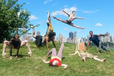 Dancers will grace a stage near the East River waterfront this month for Dance at Socrates, a collaborative series from Socrates Sculpture Park and Norte Maar.