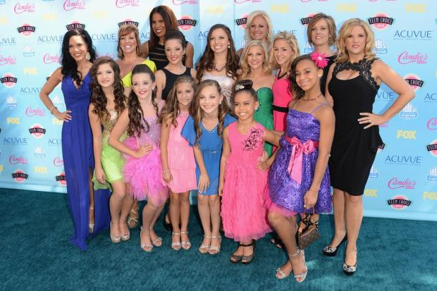 Dance Moms Stars To Show Their Moves On Runway In