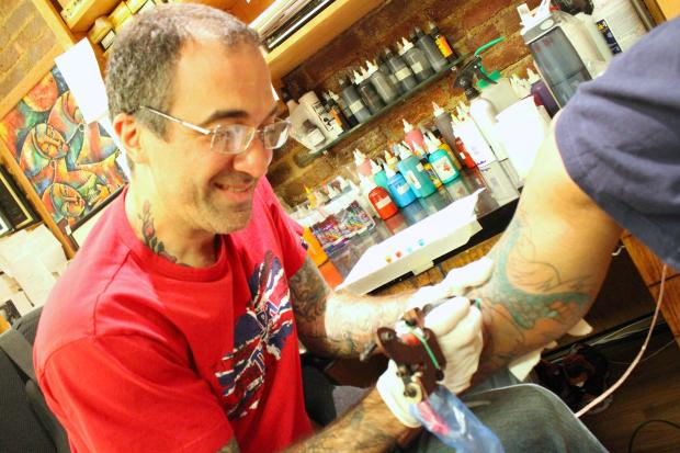 Tattoo artists say they are constantly patching up mistakes or poorly executed designs.