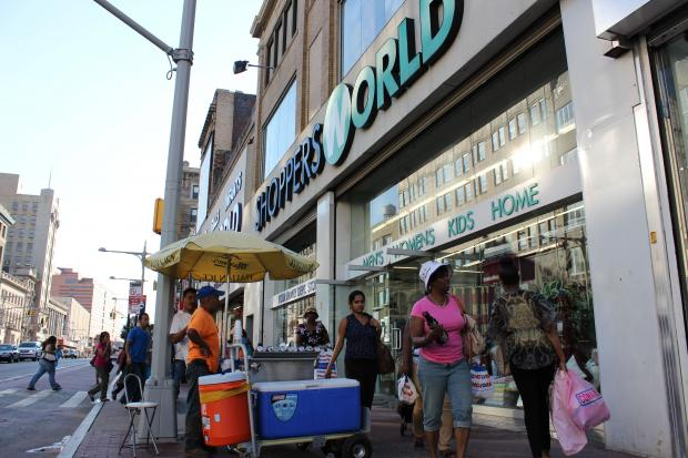 Shoppers come to Jamaica, Queens, from as far away as Ohio and North Carolina.
