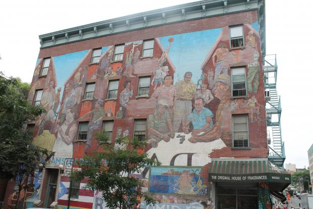 The city's tourism arm is encouraging visitors to the city this holiday season to step outside some of the usual tourist destinations and explore East Harlem's rich history and culture.