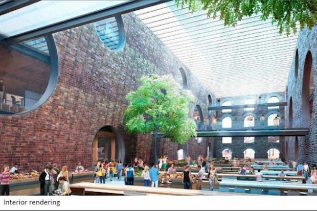 Midtown Equities was chosen by the city to redevelop Empire Stores in Brooklyn Bridge Park.