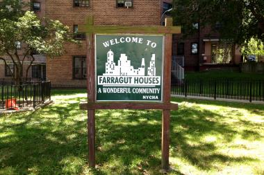 "A new documentary called ""The Forgotten Farragut"" explores the effects of gentrification in DUMBO on the nearby public housing development."