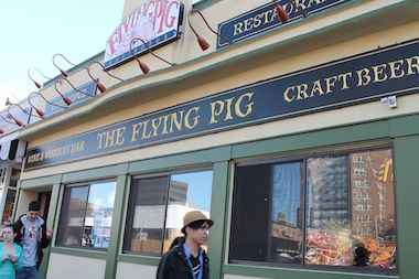 The Flying Pig will host live music performance on Wednesday.