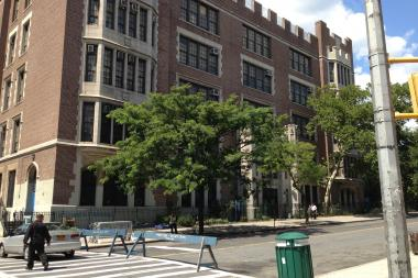 I.S. 52 in Inwood, already home to a middle school and a high school, is being targeted for a new high school starting in 2014.