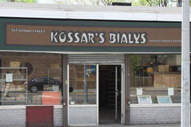 Kossar's Bialys on Grand Street was sold to new owners who specialize in branding and food distribution.