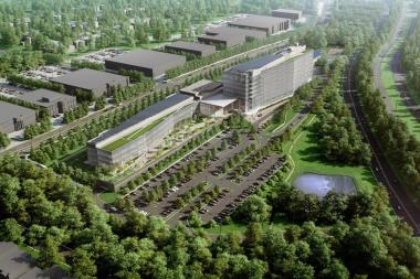 The New Jersey Superior Court upheld the zoning for the controversial LG Englewood Cliffs headquarters.