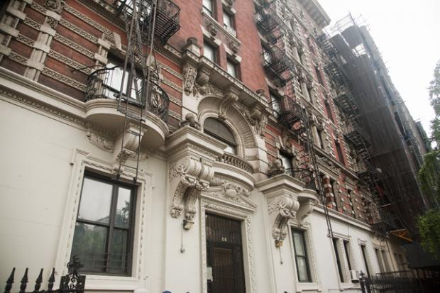 David Lieberman pays a measly $1 a month for two-bedroom apartment, according to court records.