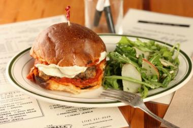 The Meatball Shop is opening its fifth, and largest, location on the Upper East Side Monday, Aug. 12, 2013.