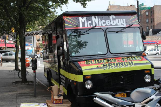 Mr. Nice Guy, a new venture of Inwood's Dyckman Bar, is open for business and dishing out sliders and fries to after-hours foodies.