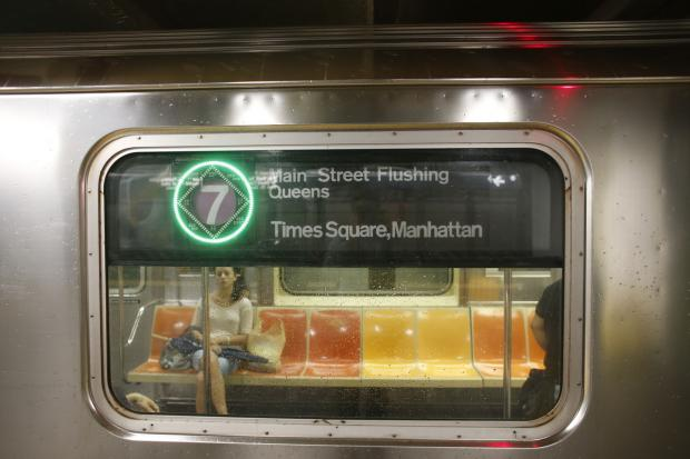 The 7 is one of 15 subway lines slated for service changes this weekend.