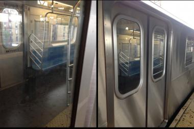 The new 7 trains have been tested for a few days, according to the MTA.