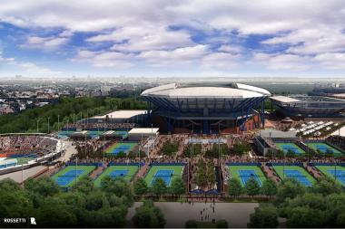 The USTA's expansion plan has been approved by Governor Cuomo.