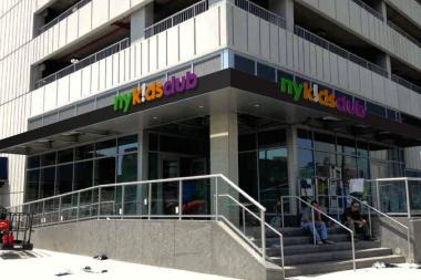New York Kids Club will open a 5,000-square-foot child enrichment center next fall at 4545 Center Blvd. in Hunters Point.