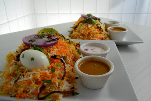 New restaurant Paradise Biryani Pointe specializes in Biryani and offers chilled desserts for the summer.