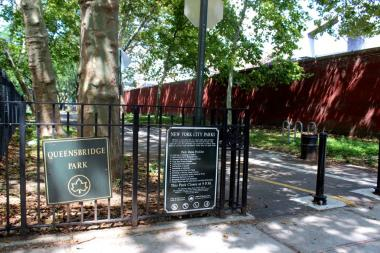 Queensbridge Park has been allotted $2.5 million for the complete renovation of its park house, a building that's been out of use for decades, city officials announced Tuesday.
