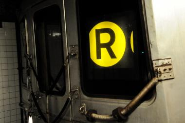 Equipment in the R train's East River tube was upgraded for $250 million following Hurricane Sandy, officials said.