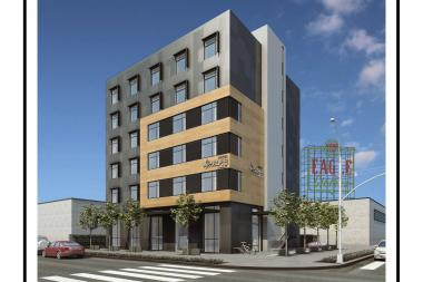 Globiwest Hospitality plans to build a six-story 'boutique' hotel on Third Avenue and Sixth Street.