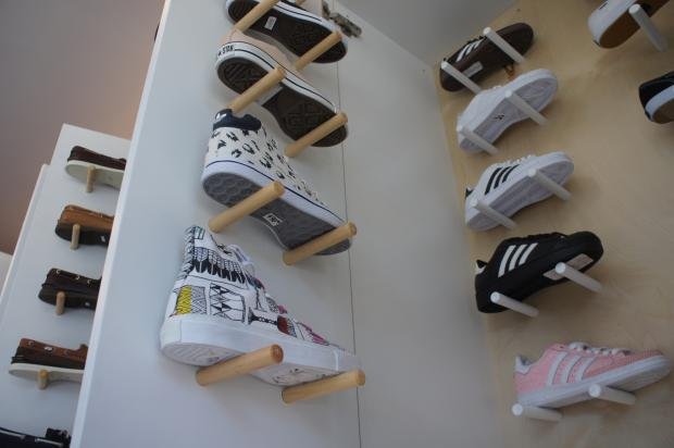 The brand new Alumni boutique on Utica Avenue wants to be a destination for Brooklyn sneakerheads