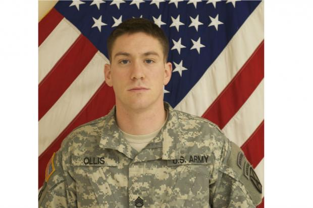Mayor Bill de Blasio announced that a new Staten Island Ferry boat will be named after fallen soldier Staff Sgt. Michael Ollis.