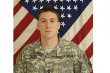 Staff Sgt. Michael H. Ollis, 24, of Staten Island, was killed on Aug. 28, 2013, in Ghanzi Province, Afghanistan.