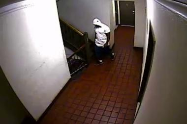 Police were looking for this man in connection with a burglary in Morris Heights on Aug. 10, 2013.