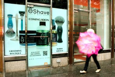 The owner of êShave, soon to open at 1025 Third Ave. (at Eat 61st Street), said her products make men and women irresistible.
