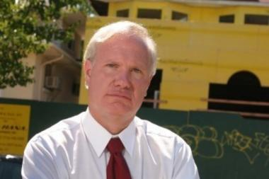 State Senator Tony Avella announced Wednesday he was dropping out of the race.