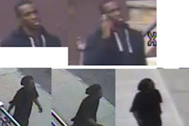 Two men were identified by the NYPD as suspects in the fatal shooting of a Bronx man on Aug. 23, 2013.