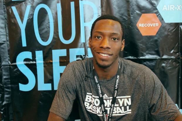 Tyshawn Taylor hung out with 10-to-14 year olds for an afternoon to teach them about sleep deprivation.