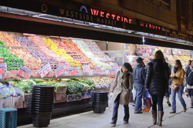 The Health Department warned of a possible hepatitis A outbreak at the Westside Market after a worker was diagnosed with the disease.