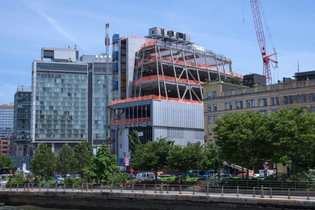 The Whitney Museum of American Art's new building in the Meatpacking District opens May 1.