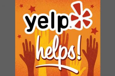 "The ""Yelp Helps Brooklyn"" program donated almost $5,000 to the Red Hook Initiative and the Brooklyn Community Foundation."