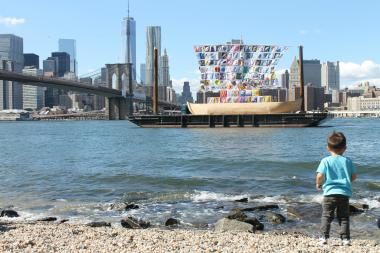 Goings On at This Year's DUMBO Arts Festival