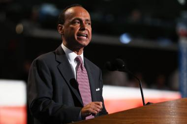 Rep. Luis Gutierrez from Illinois will discuss his new book and his fight for immigrants as part of a panel at the United Palace.