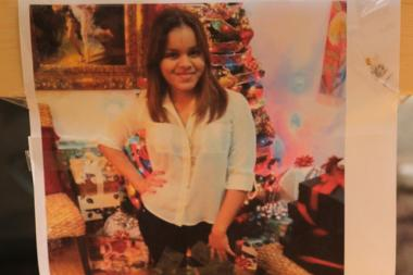 Edith Rojas, 19, was fatally stabbed outside of her Thayer Street apartment on New Year's Eve. Rojas' ex-boyfriend, Jonnathan Pena-Castillo, has been charged with murder.