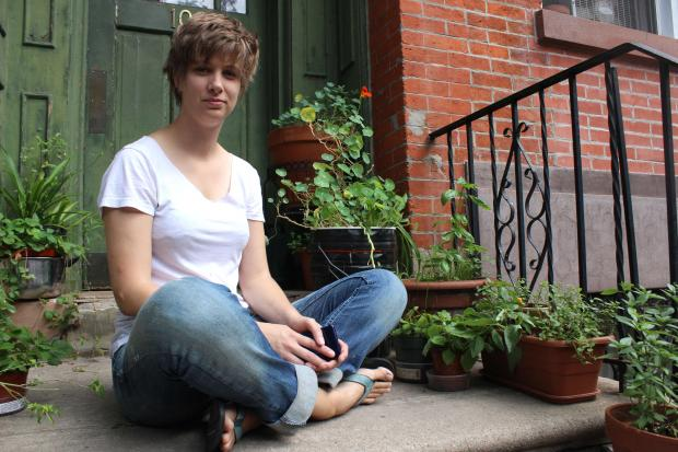 Lily Kinner, a Columbia Waterfront local, is hoping to start a gardening group to share tips and tricks between plant lovers in the neighborhood.