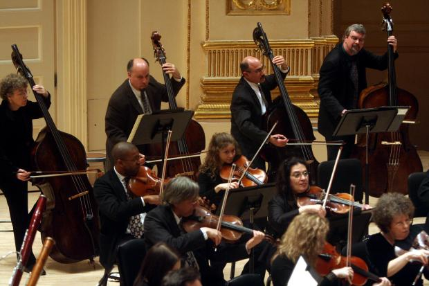 The Orchestra of St. Luke's performs a range of classical works, from Baroque to contemporary pieces.