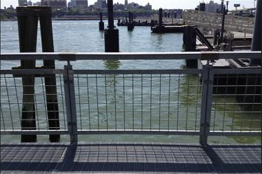 A body was found in the East River, near Wall Street's Pier 11.